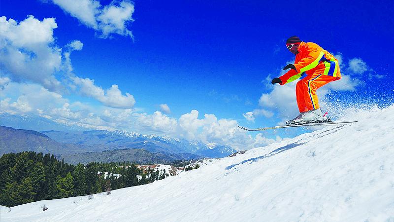 SkiingSwat