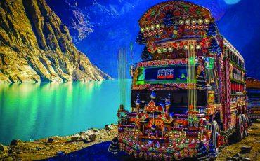 PakistanTruckArt